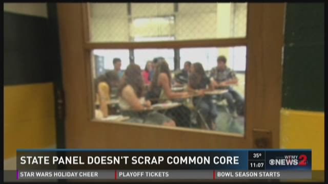 The General Assembly passed a law this summer in hopes to derail Common Core in North Carolina public schools