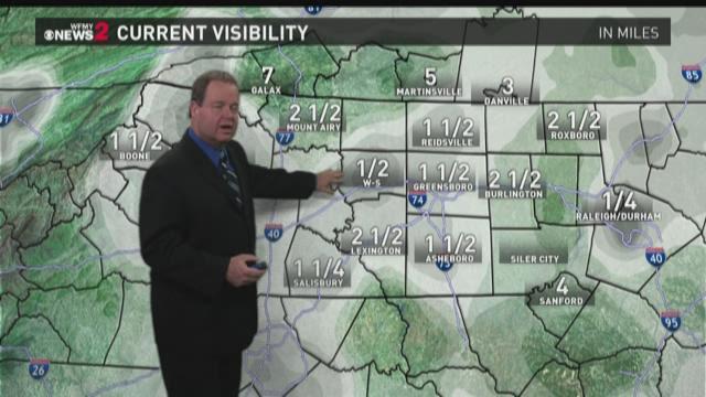 WFMY 7-Day Forecast