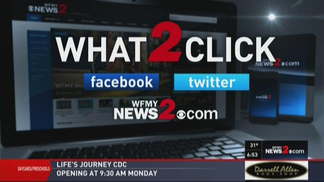What 2 Click:  January 25, 2016