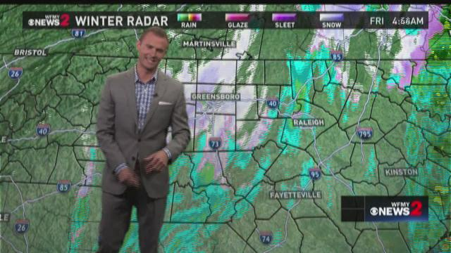 Grant Gilmore's Friday Night Forecast
