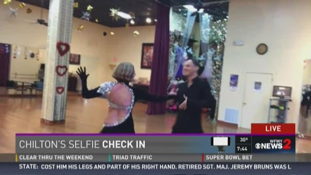 Dancing With Carolina Stars Helps Kids Smile
