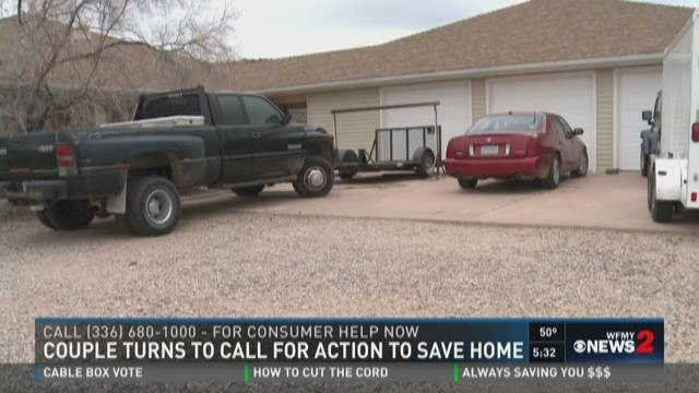 Call 12 for Action helped save Judi's home.