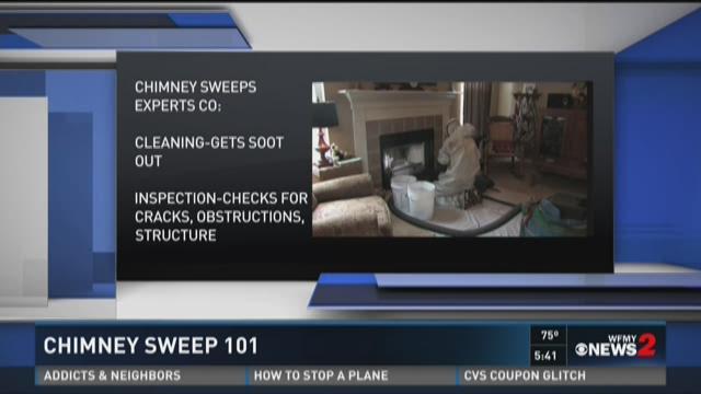chimney sweep winston salem