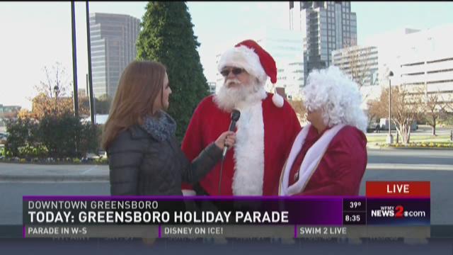 Greensboro Holiday Parade | WFMYNEWS2.com