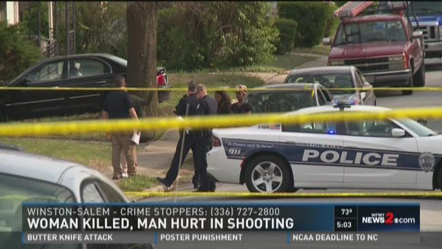 Shooting Reported In Winston-Salem