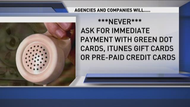 N.C. State Bureau of Investigation Spoofed For Scam