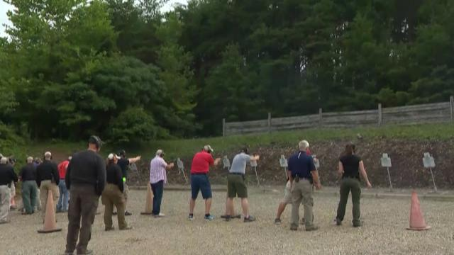 Armed at School: Educators Take 3-Day Firearms Course