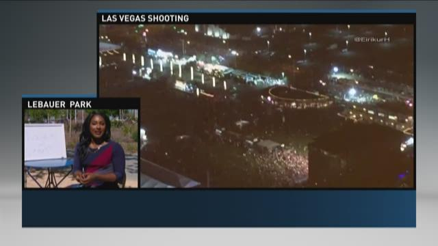 Locals React To Las Vegas Shooting
