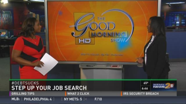 How To Step Up Your Job Search