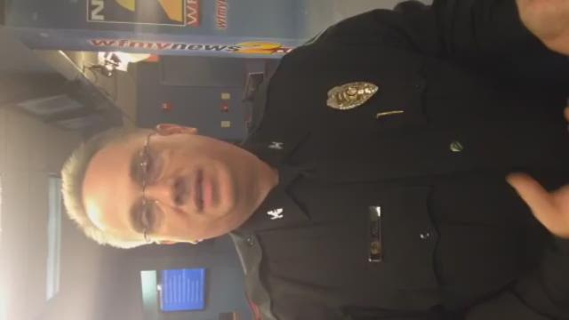 Chief Scott on National Night Out