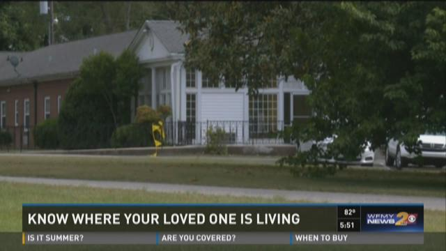 Cornerstone Living Facility Residents Need New Home