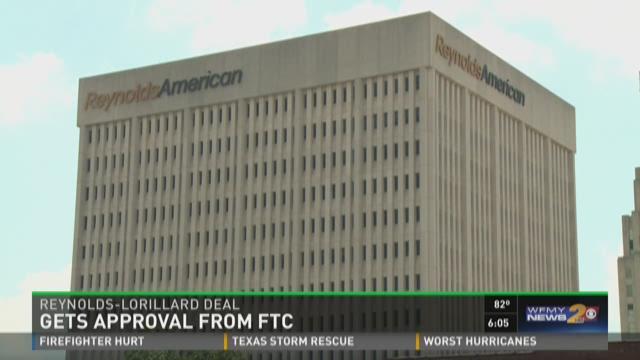 FTC Approves Reynolds-Lorillard Sale