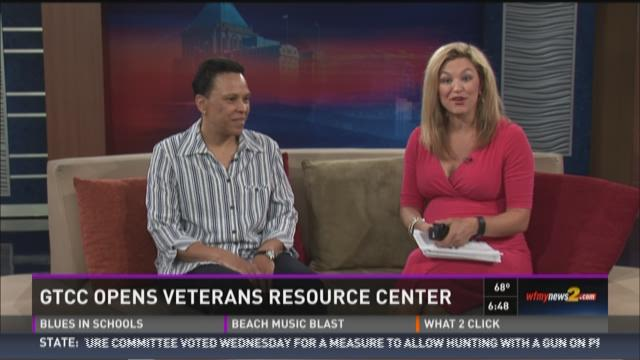GTCC Opens Veteran's Resource Center