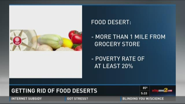 State Bill Would Try To Gobble Up Food Deserts