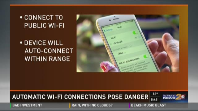 Connecting To Public WiFi Once Put You At Risk, Always