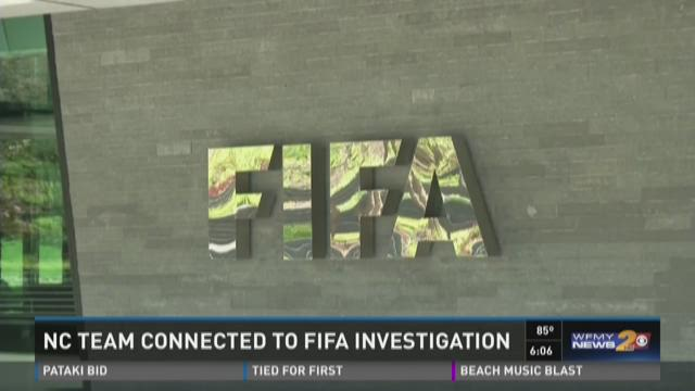 NC Team Connected To FIFA Investigation