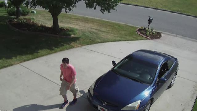 Surveillance Picture Posted To Facebook Gets Suspect