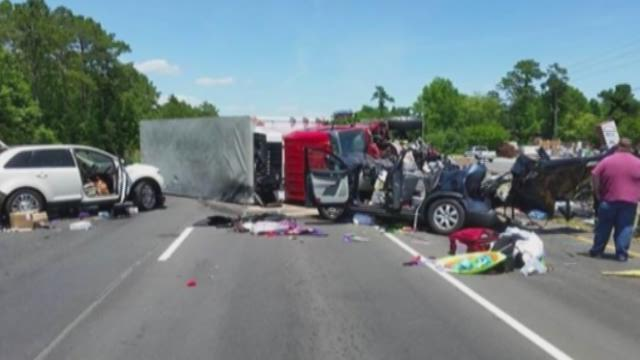 NC Toddler Killed in Crash
