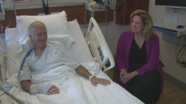 SC Man Reunites With Woman Who Saved His Life On Tennis Court
