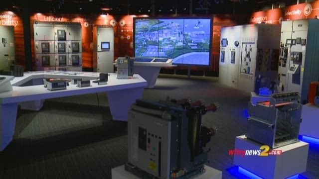 GE Opens New Factory And Customer Center In Mebane