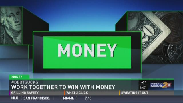 Work With Your Kids To Win With Money