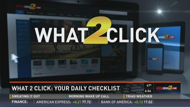 What 2 Click:  July 1, 2015