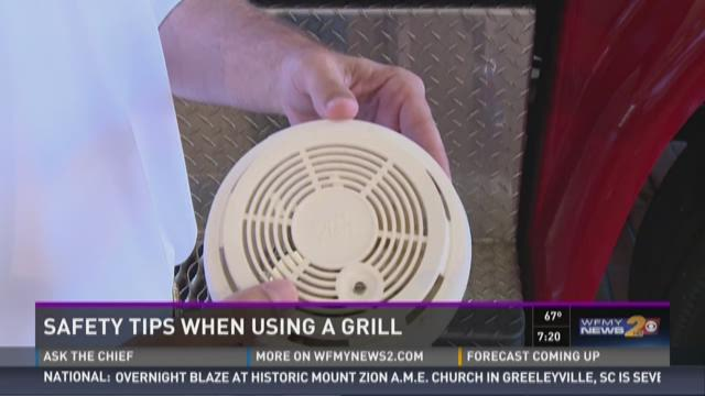 Safety Tips When Using A Grill