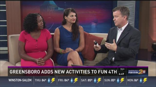 Take A Look At What's New At Greensboro's Fun Fourth