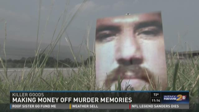 #KillerGoods: Making Money off Murder Memorabilia