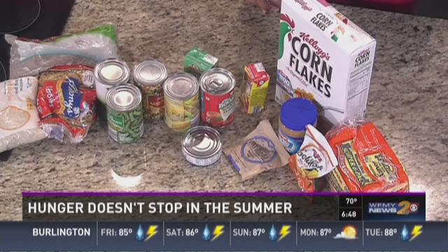 Help Kids Gain Independence From Hunger This Summer