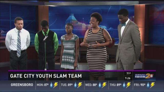 Gate City Youth Poetry Team Competes In National Festival