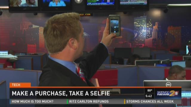 Take A Selfie To Avoid Credit Card Theft