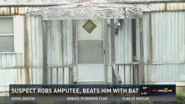 :  Triad Amputee Beaten With Baseball Bat, Robbed During Home Invasion