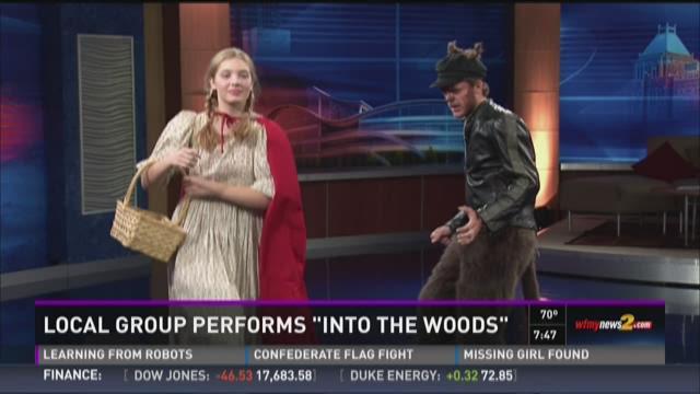 "Greensboro Drama Center: ""Into The Woods"""