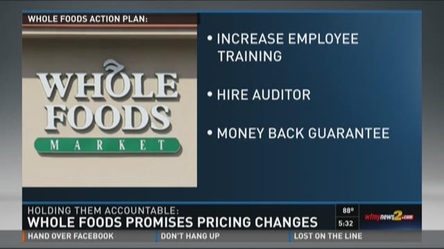 2WTK: Is Whole Foods Still Overcharging