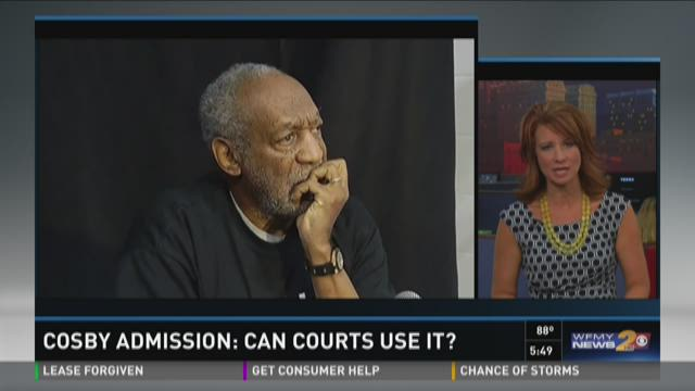 Bill Cosby Admission, Not A Smoking Gun
