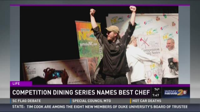 Triad Votes For New Top Chef