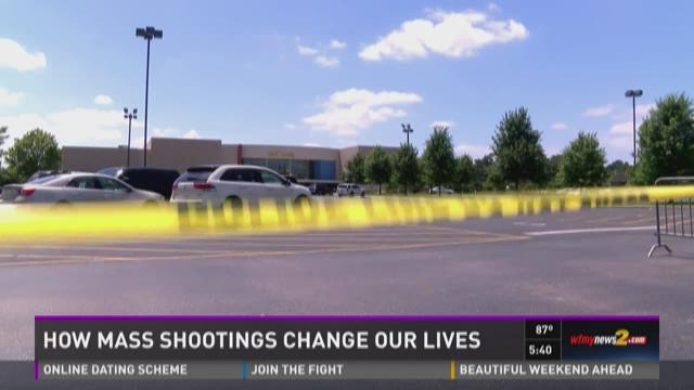 How Mass Shootings Change Our Day-To-Day Lives