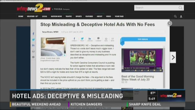 Fight Back Against Deceptive Hotel Ads
