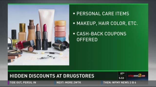 2WTK Finds Hidden Discounts At Drugstores