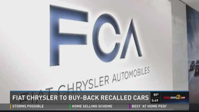 Fiat Chrysler Forced Into Vehicle Buyback