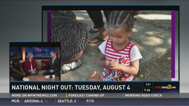 Make Plans To Participate In National Night Out