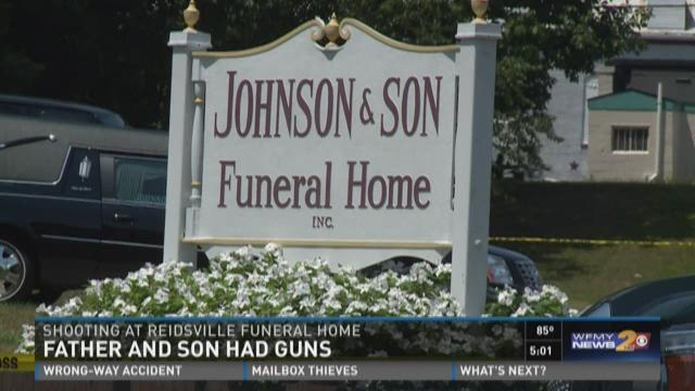Father And Son Had Guns