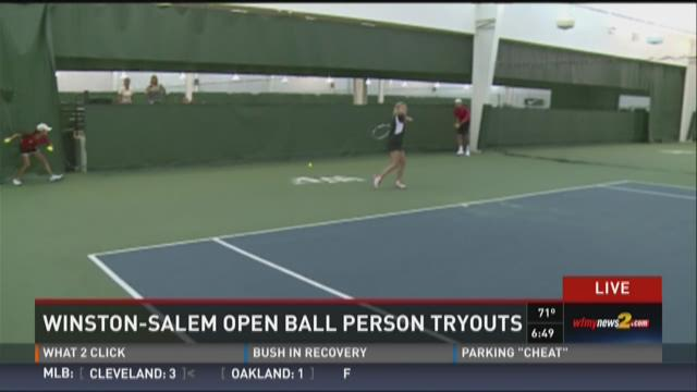 Do You Have What It Takes To Be A Ball Person?