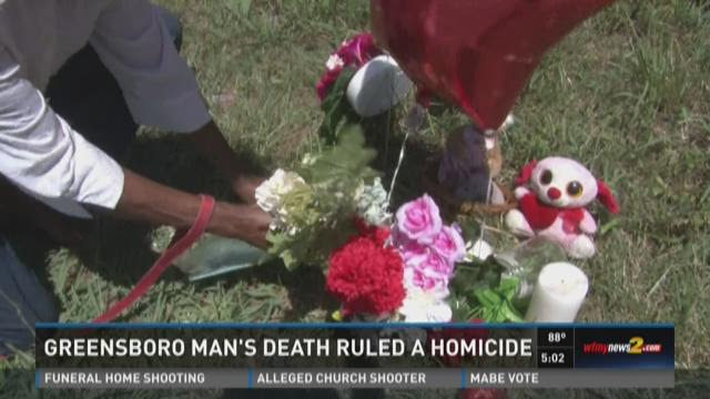 Friends Mourn 74-Year-Old Greensboro Homicide Victim