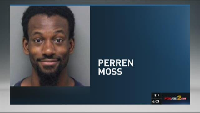 MAN ARRESTED AT NC STATE CAPITOL