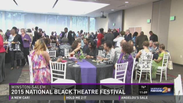 National Black Theatre Festival Kicks Off Monday