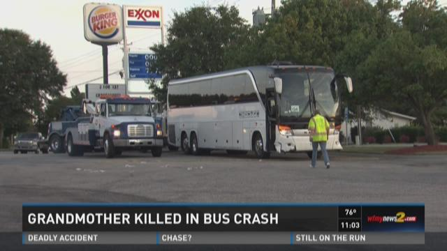 Bus Driver Fell Asleep Before Crossing Median