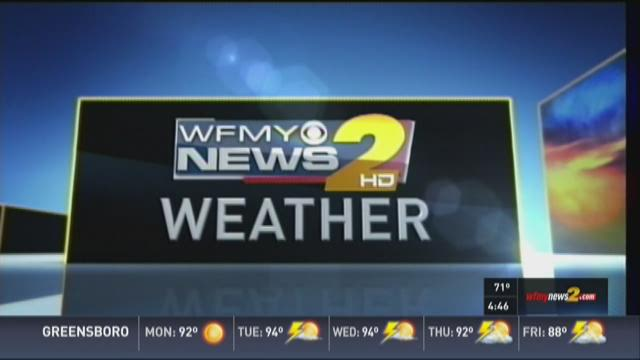Eric Chilton's Monday Morning Forecast
