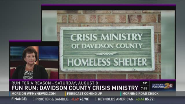 Reason to Run: Help Davidson Crisis Ministry